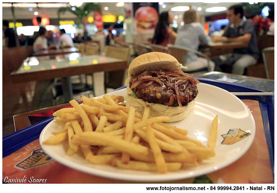 Pittsburg participa do Natal Burguer Week com sanduiche exclusivo