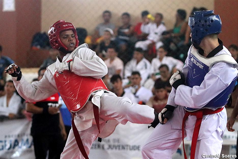 Guamaré: capital estadual da VIII Copa Taekwondo