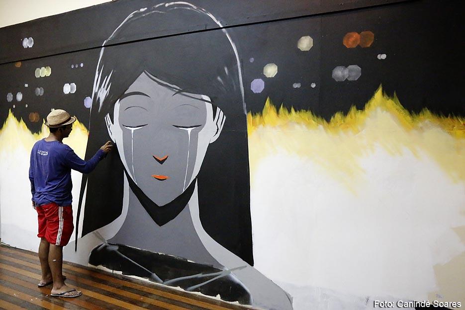 Prefeitura do Natal reabre inscrições para Graffiti e Mosaico