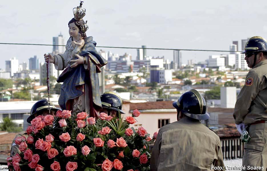 Imagem de Nossa Senhora da Apresentação vai peregrinar pelas ruas de Natal