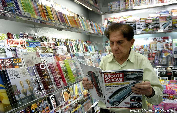 O RN perde um dos ícones do jornalismo social, jornalista Paulo Macedo aos 88 anos.