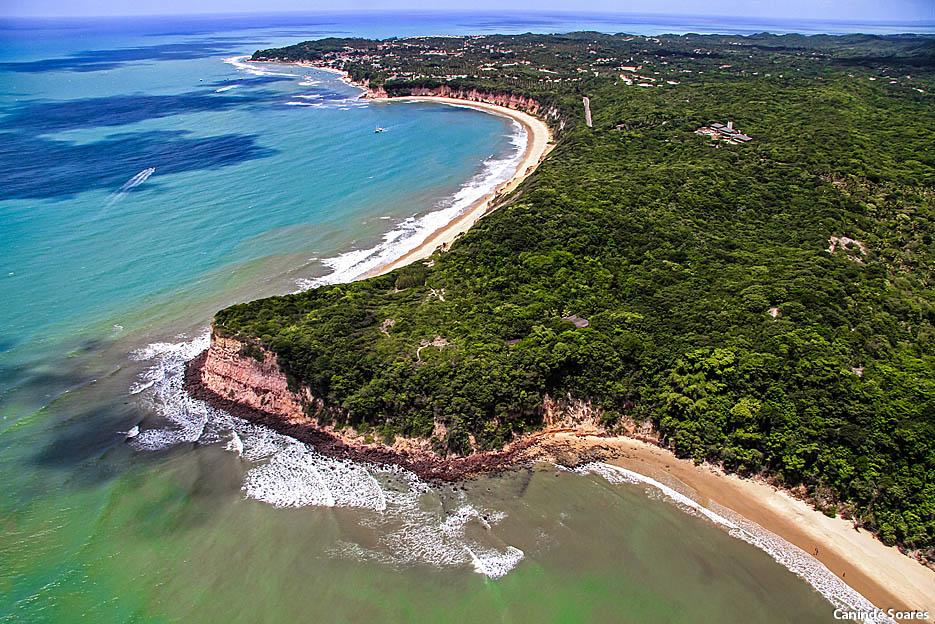 Praia em Pipa entre 10 melhores da América do Sul