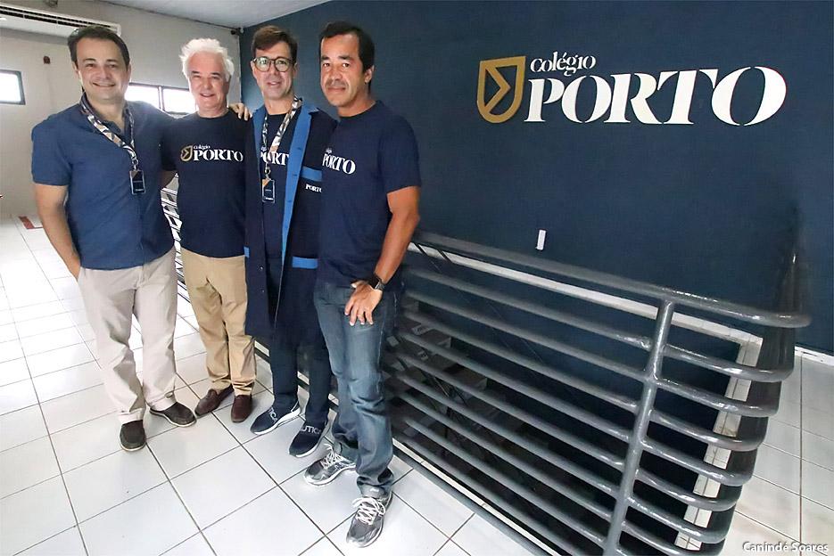 Com aulas de Empreendedorismo e Liderança, Colégio Porto inova e quer estimular jovens a descobrir habilidades