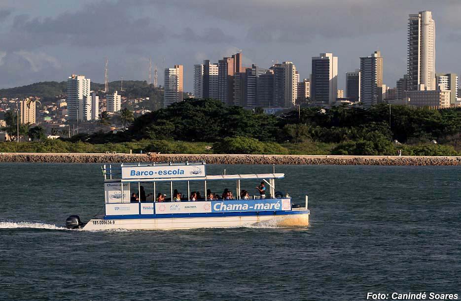 Idema realiza Cotação de Preços para retomada do projeto Barco Escola