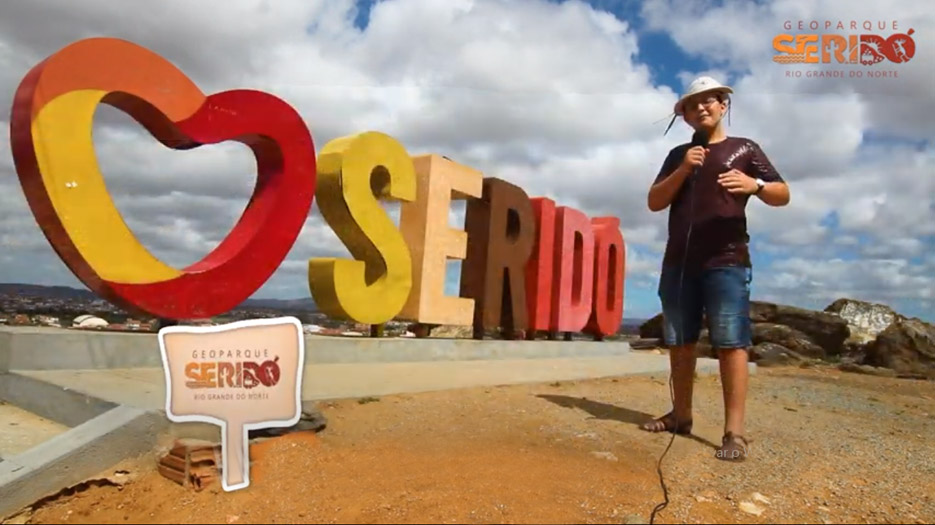 Documentário Geoparque Seridó com direção de Canindé Soares e Diego Cavalcanti é um dos selecionados para o Seridó Sine