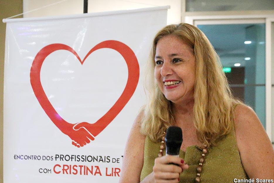 Encontro dos Profissionais do Turismo com Cristina Lira celebra 10 anos